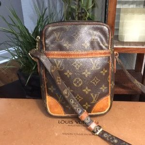 Authentic Louis Vuitton Crossbody